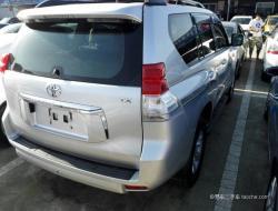 2010款 丰田(普拉多)4.0L TX