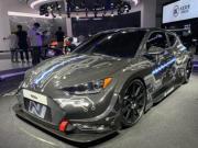 现代RM20e赛车全球首发
