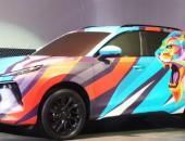 东风风行全新SUV发布 明年3月上市/起售或超10万
