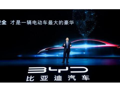 四车齐发 佩刀•安天下-比亚迪宣布纯电全系搭载刀片电池